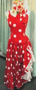 レンタル衣装販売品ドレス
