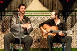 Juanillorro y Ismael Heredia